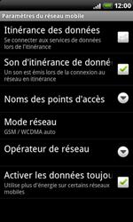 HTC A8181 Desire - Internet - Configuration manuelle - Étape 6