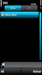 Nokia X6-00 - MMS - envoi d'images - Étape 7