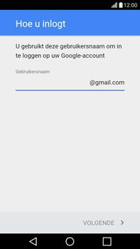 LG G4 Stylus (LG-H635) - Applicaties - Account aanmaken - Stap 7