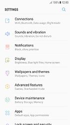 Samsung J530F Galaxy J5 (2017) - WiFi and Bluetooth - Setup Bluetooth Pairing - Step 4