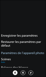 Nokia Lumia 800 - Photos, vidéos, musique - Prendre une photo - Étape 7