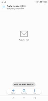 Huawei P20 - Dual SIM - E-mail - envoyer un e-mail - Étape 15