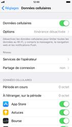 Apple iPhone 8 - Réseau - Changer mode réseau - Étape 4
