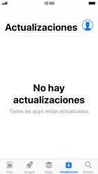 Apple iPhone SE iOS 11 - Aplicaciones - Descargar aplicaciones - Paso 7