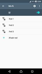 Sony Xperia XA1 - WiFi - Conectarse a una red WiFi - Paso 6