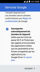Wiko Freddy - E-mails - Ajouter ou modifier votre compte Gmail - Étape 14