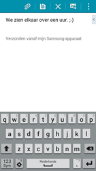 Samsung I9195i Galaxy S4 mini VE - E-mail - Hoe te versturen - Stap 19