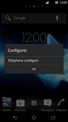 Sony LT30p Xperia T - Internet - Configuration automatique - Étape 6