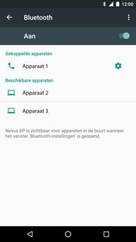 Huawei Google Nexus 6P - Bluetooth - Koppelen met ander apparaat - Stap 8