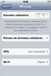 Apple iPhone 4 S - MMS - Configuration manuelle - Étape 5