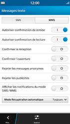 BlackBerry Z30 - Mms - Configuration manuelle - Étape 7