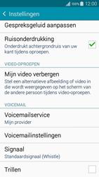 Samsung A300FU Galaxy A3 - Voicemail - Handmatig instellen - Stap 7