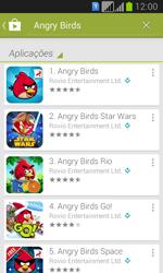 Samsung Galaxy Fresh Duos - Aplicações - Como pesquisar e instalar aplicações -  16