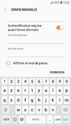 Samsung Galaxy J3 (2017) - E-mail - Configuration manuelle - Étape 13