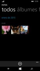 Microsoft Lumia 640 - Bluetooth - Transferir archivos a través de Bluetooth - Paso 4