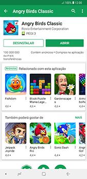 Samsung Galaxy Note 8 - Android Oreo - Aplicações - Como pesquisar e instalar aplicações -  16