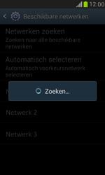 Samsung I8190 Galaxy S III Mini - Netwerk - Handmatig netwerk selecteren - Stap 11