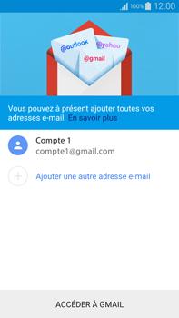 Samsung Galaxy Note 4 - E-mails - Ajouter ou modifier votre compte Gmail - Étape 14