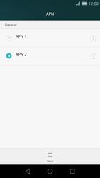 Huawei Ascend G7 - Internet - Configurar Internet - Paso 17