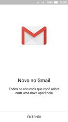 Lenovo Vibe C2 - Email - Como configurar seu celular para receber e enviar e-mails - Etapa 4