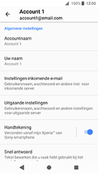 Sony Xperia XA2 (H3113) - E-mail - Instellingen KPNMail controleren - Stap 16