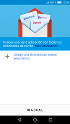 Huawei Y6 (2017) - E-mail - Configurar Gmail - Paso 5