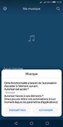 Huawei Y5 (2018) - Photos, vidéos, musique - Ecouter de la musique - Étape 3