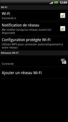 HTC X515m EVO 3D - Wifi - configuration manuelle - Étape 7