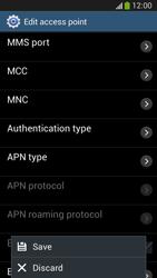 Samsung C105 Galaxy S IV Zoom LTE - Internet - Manual configuration - Step 16