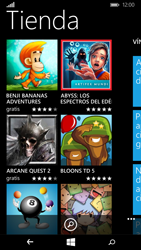 Microsoft Lumia 640 - Aplicaciones - Tienda de aplicaciones - Paso 4