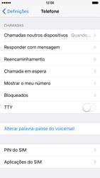 Apple iPhone 6s - Segurança - Como ativar o código PIN do cartão de telemóvel -  4
