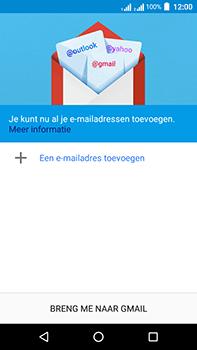 Acer Liquid Zest 4G Plus - E-mail - e-mail instellen: IMAP (aanbevolen) - Stap 5