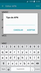 Samsung G920F Galaxy S6 - Internet - Configurar Internet - Paso 14