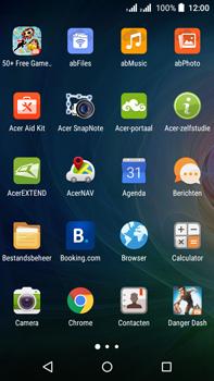 Acer Liquid Z630 - Internet - internetten - Stap 2