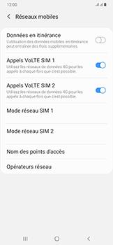 Samsung Galaxy A50 - MMS - configuration manuelle - Étape 7