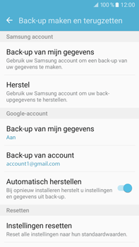 Samsung Galaxy J7 (2016) (J710) - Device maintenance - Back up - Stap 13