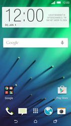 HTC One M8s - Internet - populaire sites - Stap 7