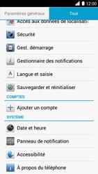 Huawei Ascend G6 - Réseau - Installation de mises à jour - Étape 5