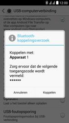 Huawei Y625 - Bluetooth - koppelen met ander apparaat - Stap 8