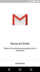 Sony Xperia XZ (F8331) - E-mail - Configurar Gmail - Paso 5