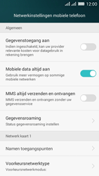 Huawei Y635 Dual SIM - Internet - Aan- of uitzetten - Stap 6
