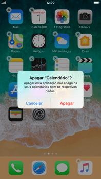 Apple iPhone 8 Plus - Aplicações - Como restaurar ou eliminar as aplicações nativas -  4