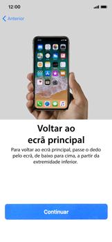 Apple iPhone XS - Primeiros passos - Como ligar o telemóvel pela primeira vez -  27