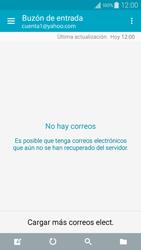 Samsung Galaxy A3 - E-mail - Configurar Yahoo! - Paso 10