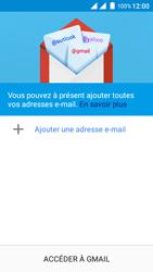 Wiko Freddy - E-mails - Ajouter ou modifier votre compte Gmail - Étape 5