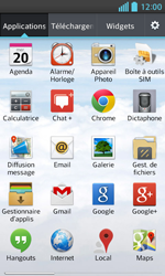 LG Optimus L5 II - Photos, vidéos, musique - Envoyer une photo via Bluetooth - Étape 3