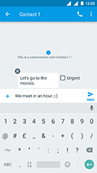 Nokia 3 - MMS - Sending a picture message - Step 12