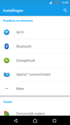 Sony Xperia M5 - Internet - Handmatig instellen - Stap 6