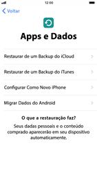 Apple iPhone 8 - Primeiros passos - Como ativar seu aparelho - Etapa 16