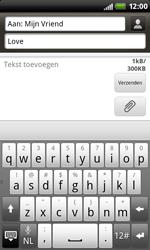 HTC S510b Rhyme - MMS - Afbeeldingen verzenden - Stap 9